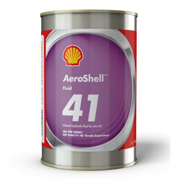 AEROSHELL FLUID 41 (1 QT)