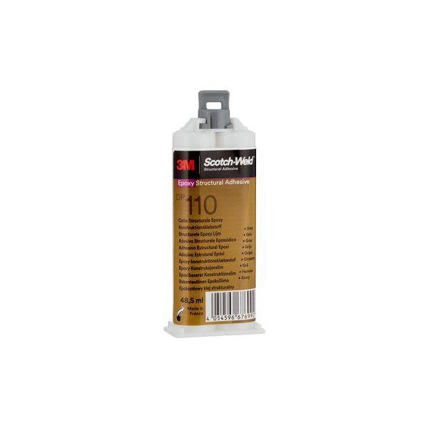 3M SCOTCH-WELD DP110 EPX EPOXY ADHESIVE CLEAR (48,5 ML)
