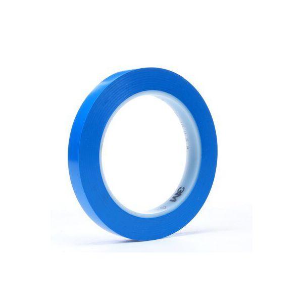 3M 471 SCOTCH PLASTIC TAPE BLUE (19MMx 33MTR)