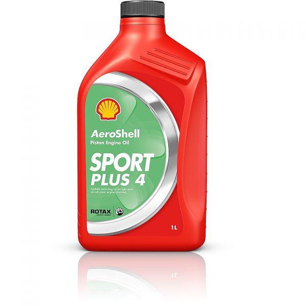 AeroShell Sport Plus 4 (1 LT)