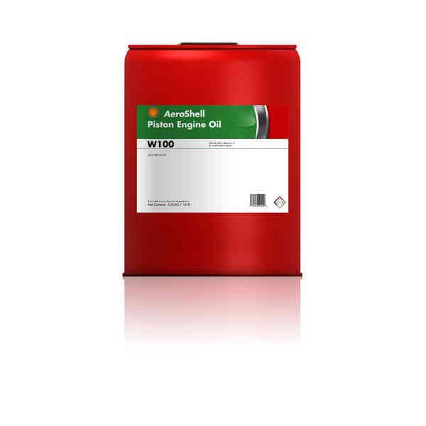 AeroShell Oil W 100 (5 GLN)
