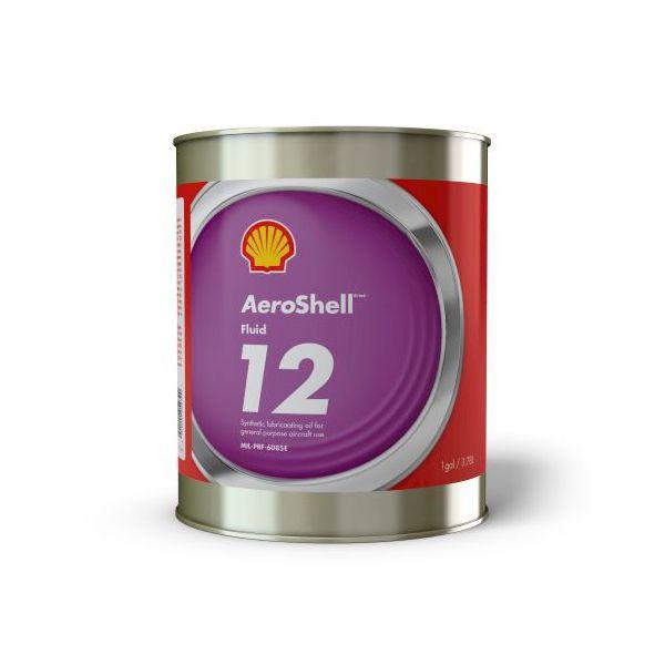 AeroShell Fluid 12 (1 GLN)