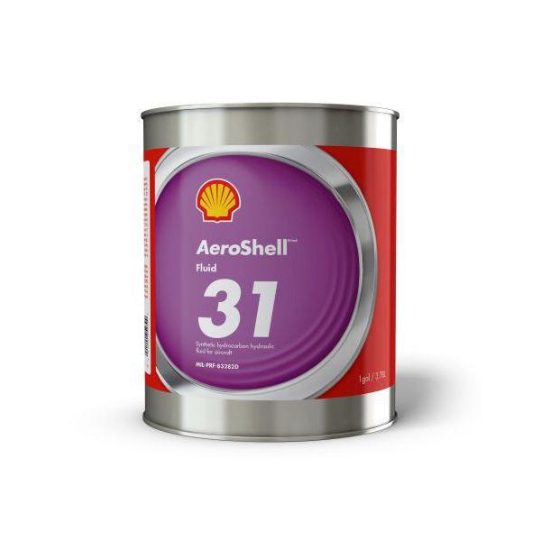 AeroShell Fluid 31 (1 GLN)