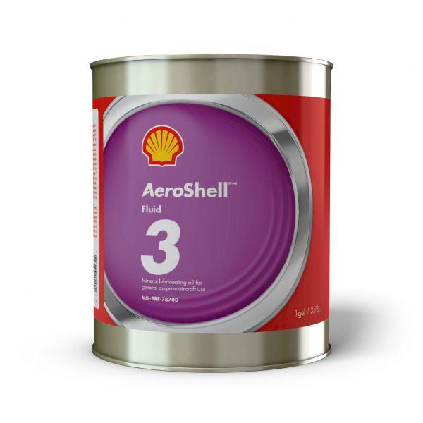 AeroShell Fluid 3 (1 GLN)