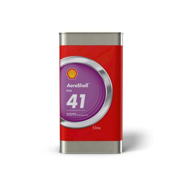AEROSHELL FLUID 41 (5 LT)