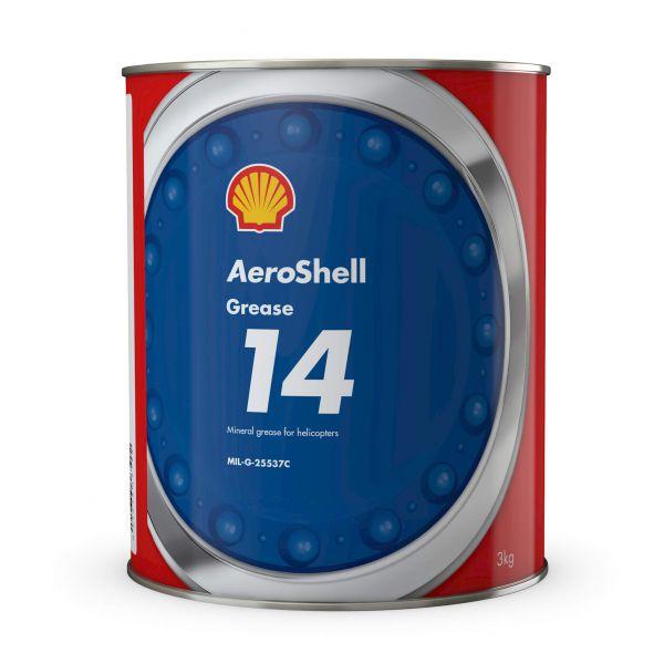 AEROSHELL GREASE 14 (3 KG)