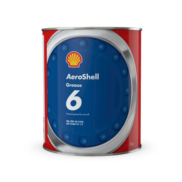 AeroShell Grease 6 (3 KG)