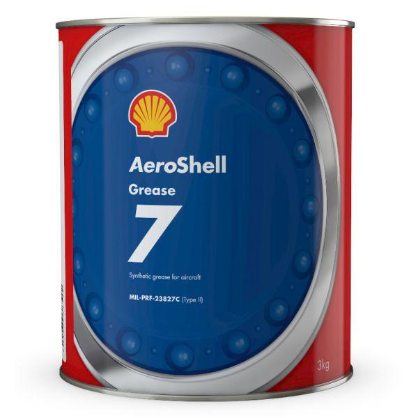 AEROSHELL GREASE 7 (3 KG)
