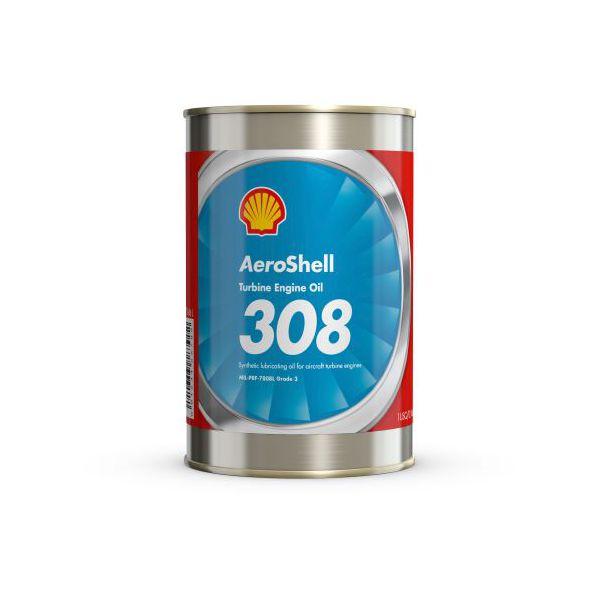 AeroShell Turbine Oil 308 (1 QT)