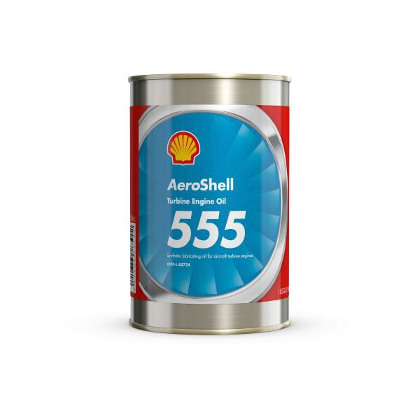 AeroShell Turbine Oil 555 (1 QT)