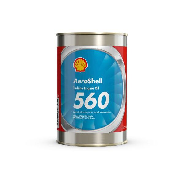 AeroShell Turbine Oil 560 (1 QT)