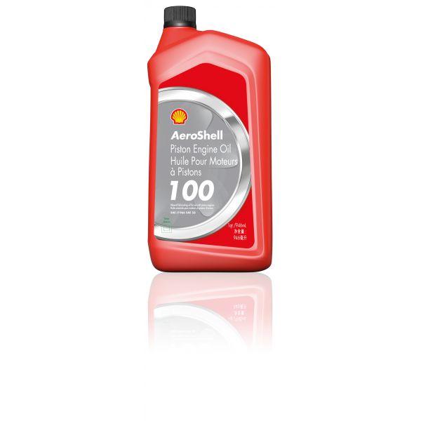 AeroShell Oil 100 (1 QT)