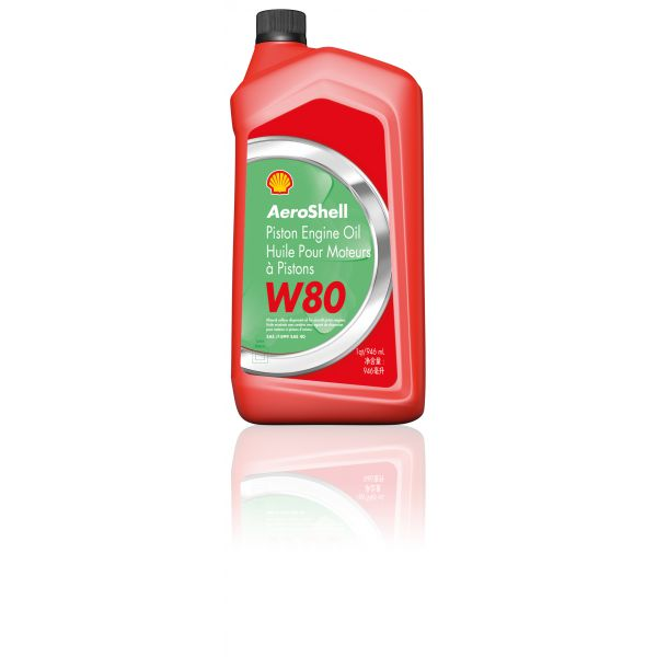AeroShell Oil W 80 (1 QT)