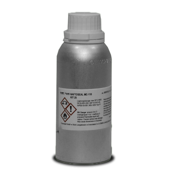 NAFTOSEAL MC-110 KIT 25 (250 ML)
