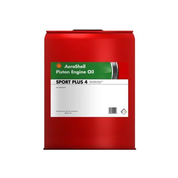 AeroShell Sport Plus 4 (5 GLN)